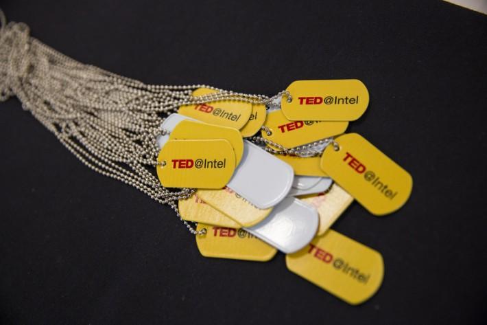 TED@Intel, March 27, 2013. Photo: Shawn D. Morgan